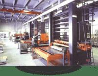 工場内設備の様子