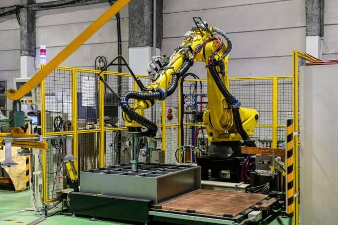 組立ロボット